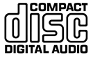Audio CD Logo